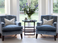 Кресла для гостиной — лучшие варианты с красивым дизайном в любой интерьер +130 фото