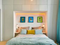 Маленькая спальня — полезные советы как добиться уюта и правильно обустроиться +115 фото