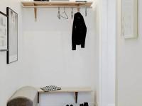 Прихожая в хрущевке — правила оформления стильного и практичного дизайна в маленькой прихожей (90 фото)