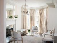 Шторы в гостиную — забудьте о сложностях при выборе красивых и современных штор!