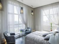 Тюль в спальню: ТОП-150 фото лучших дизайнерских решений 2020 года