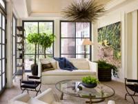 Оформление гостиной — яркие и современные варианты дизайна от профи! (130 фото)