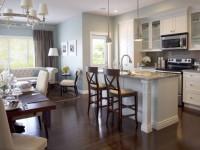Дизайн совмещённой кухни и гостиной: нюансы оформления