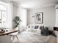 Дизайн квартиры в светлых тонах — 80+ фото лучших решений