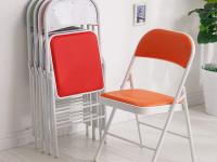 Складные хромированные стулья с отличными техническими качествами