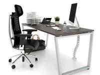 Компьютерный стол для современного офиса