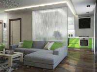 Стеклянные перегородки: стильный и универсальный элемент интерьера