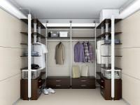Системы хранения для гардеробных комнат