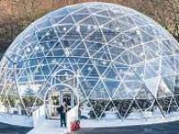 Геодезический купол и его преимущества