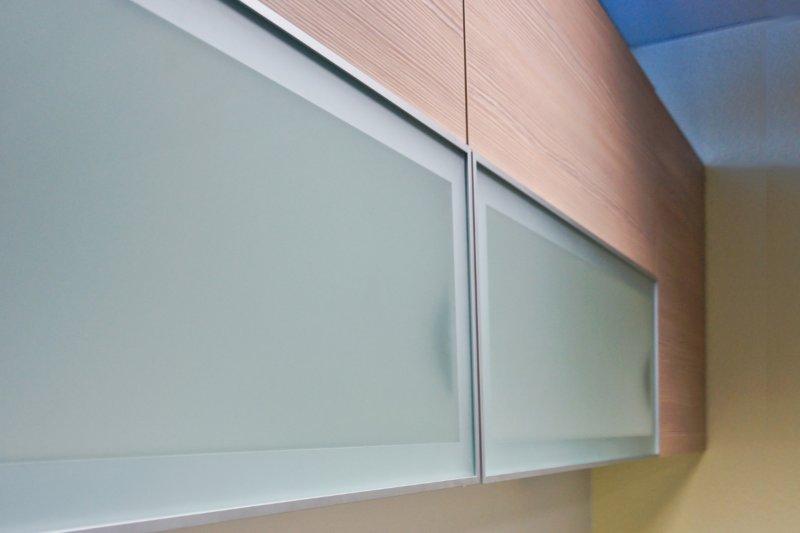 Рамочные алюминиевые фасады