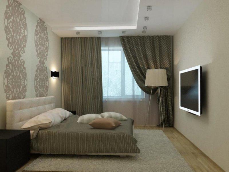 15 кв метров комната дизайна