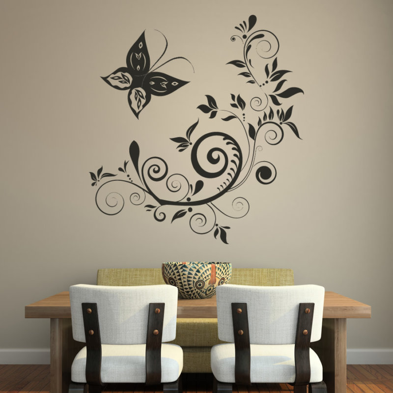 Dining room wall quotes