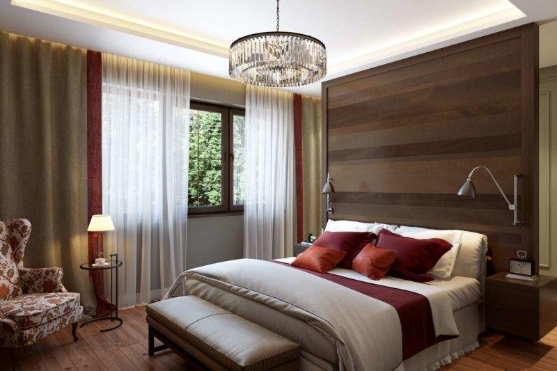 Дизайн спальни лучшие идеи 15