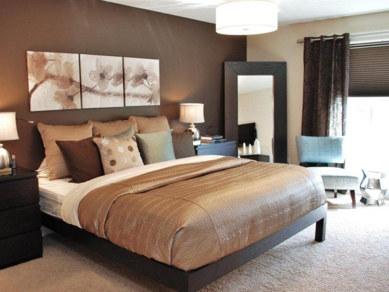 Модная картина для спальни