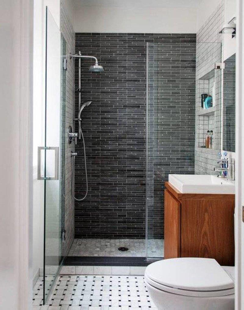 Маленькая ванная комната дизайн фото в хрущевке