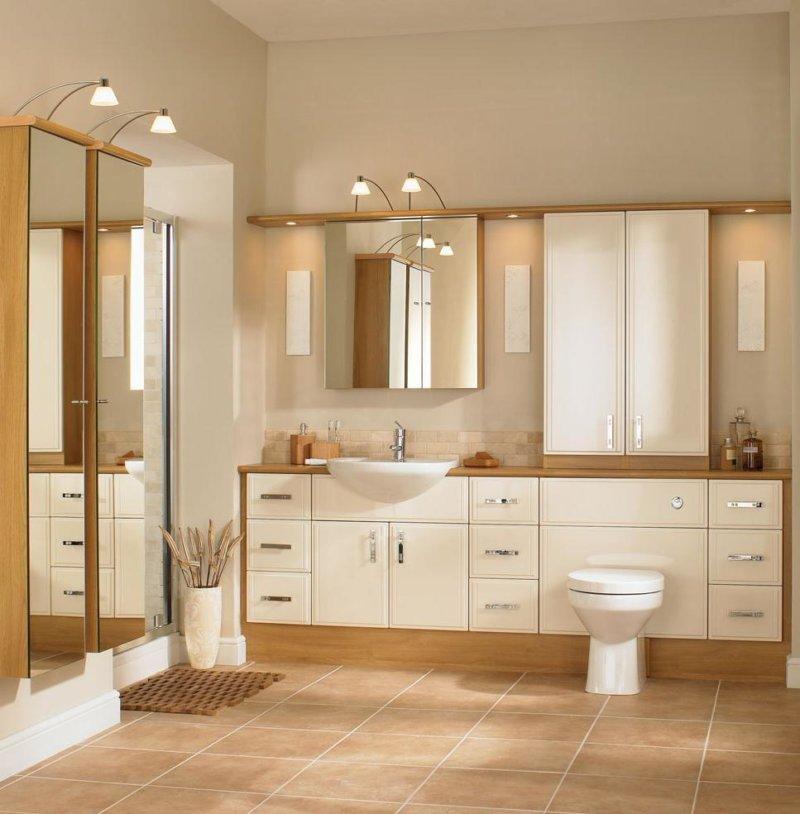Ванная комната тумбы сантехника для ванной комнаты в леруа мерлен цены и фото