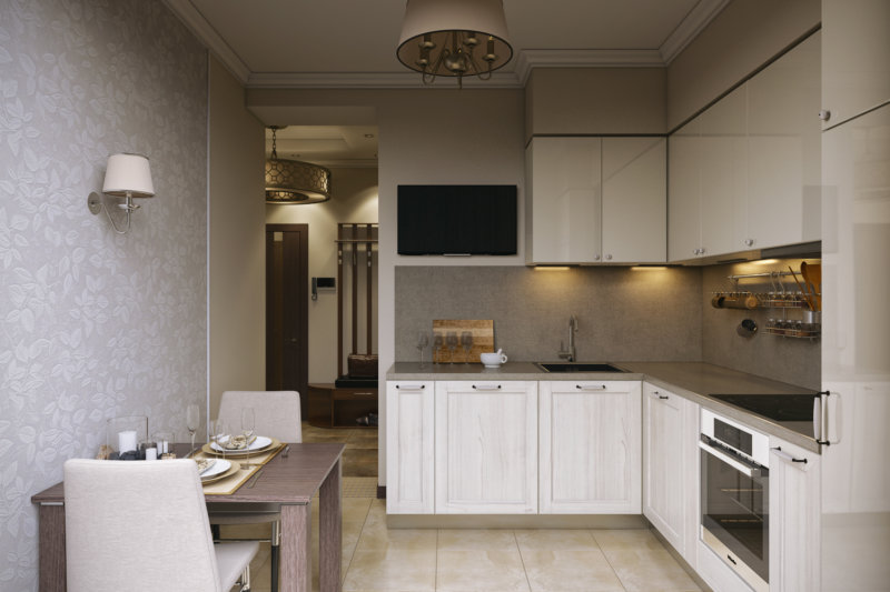 угловые кухни 65 фото новинок идеального оформления в интерьере