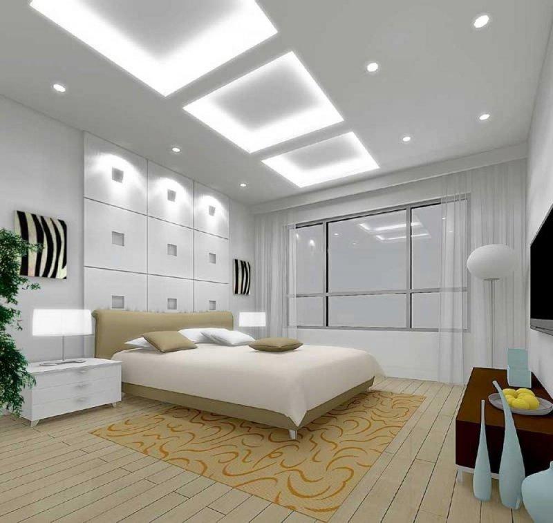 Дизайн спальни 2018 года новинки - 120 фото