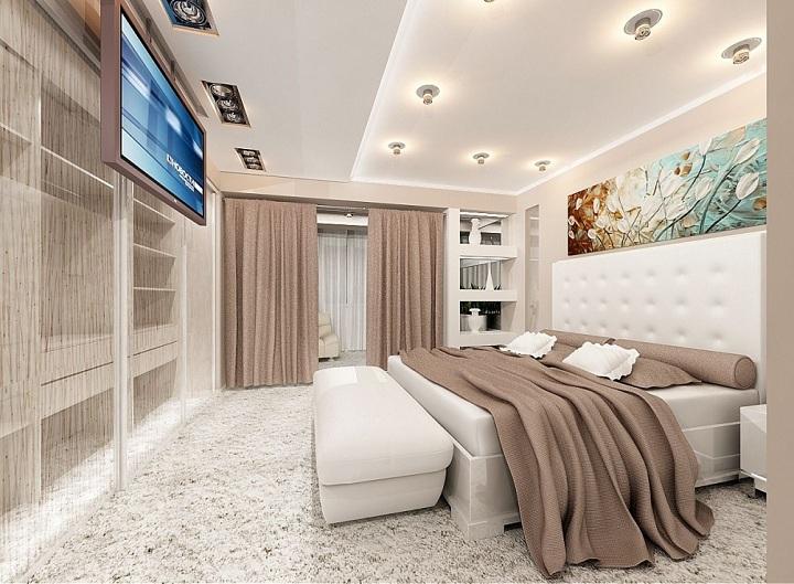 дизайн спальни фото 2020 современные