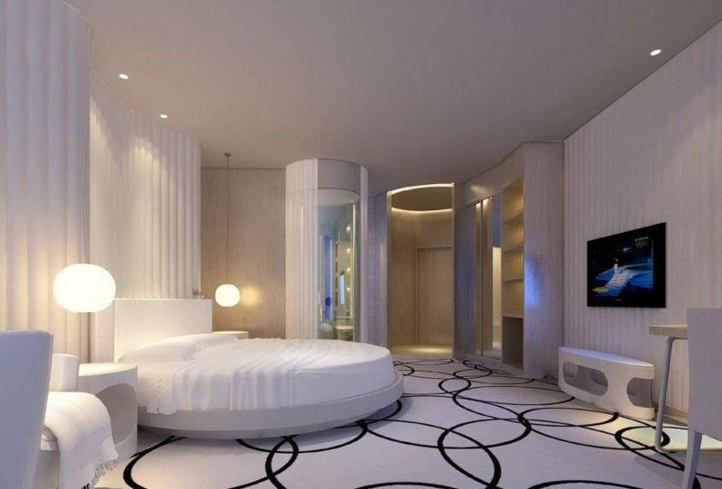 дизайн спальни 2018 года новинки 120 фото