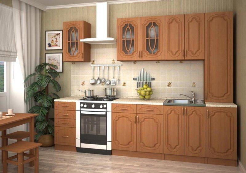 Мебель для кухни эконом класса 2018