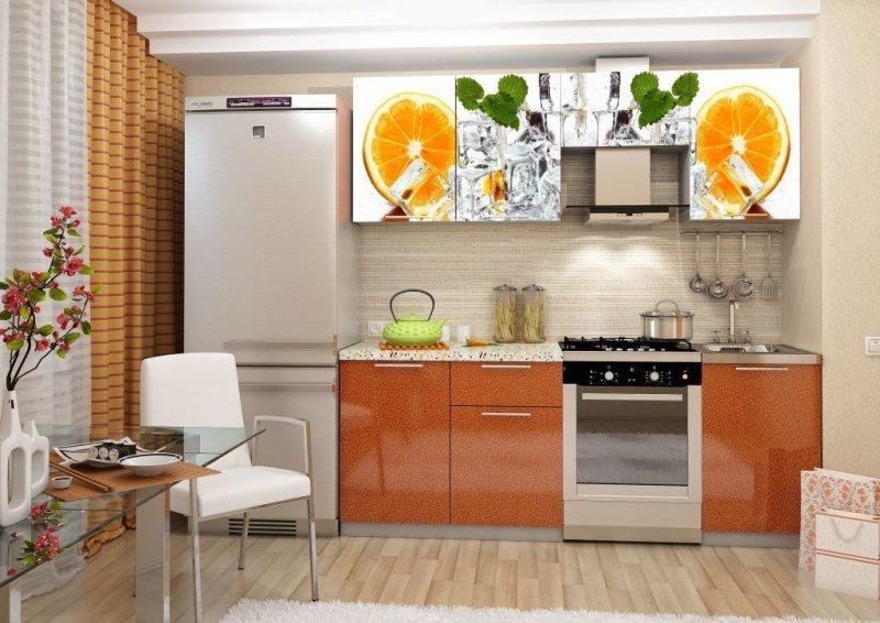 мебель для кухни эконом класса