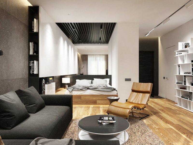 интерьер квартиры 2018 современные идеи