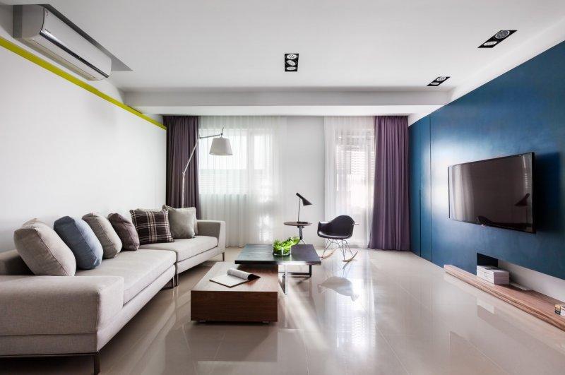 дизайн квартиры фото 2018 современные идеи