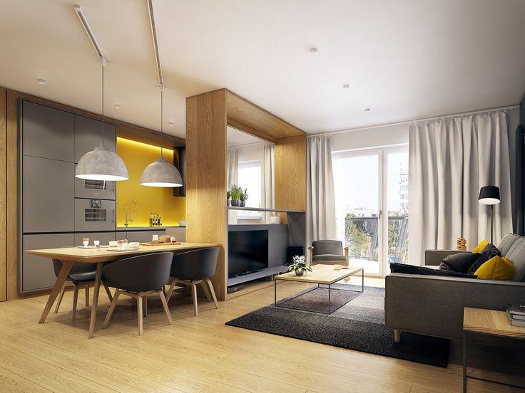 Дизайн квартир 2020 года - 150 фото лучших новинок сочетания в интерьере