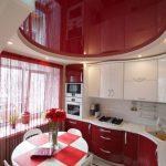 Дизайн проект современной кухни.