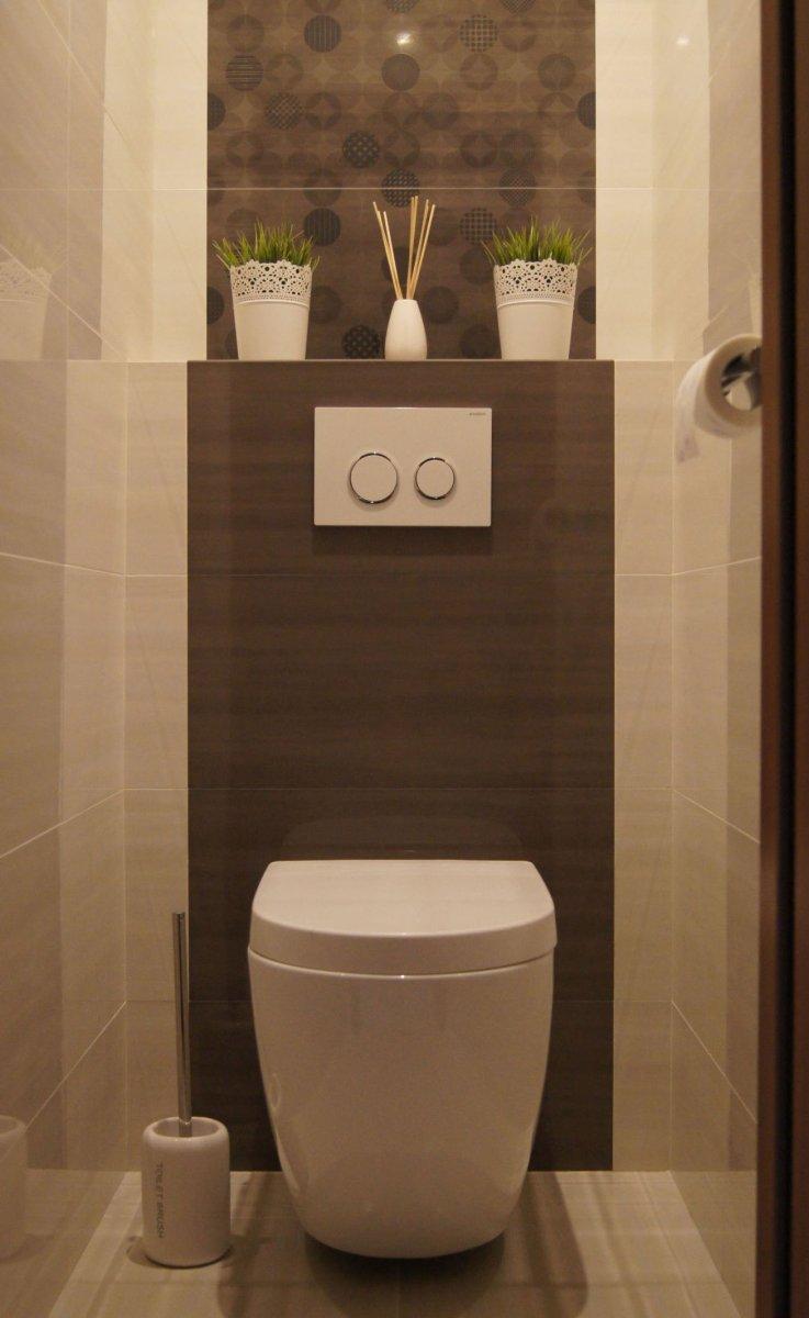 фото интерьера маленького туалета