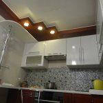 Ремонт в маленькой кухне.