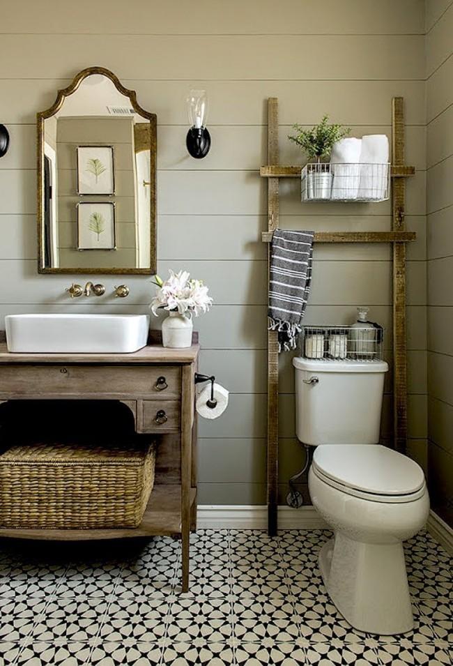 фото классический туалет