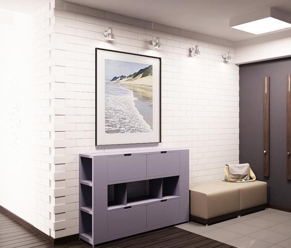 Прихожая дизайн интерьера: фото в квартире, советы и идеи оформления прихожих разных форм